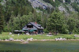 chata na Altaussee