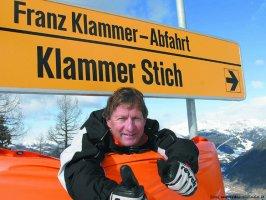 Franz Klammer Stich