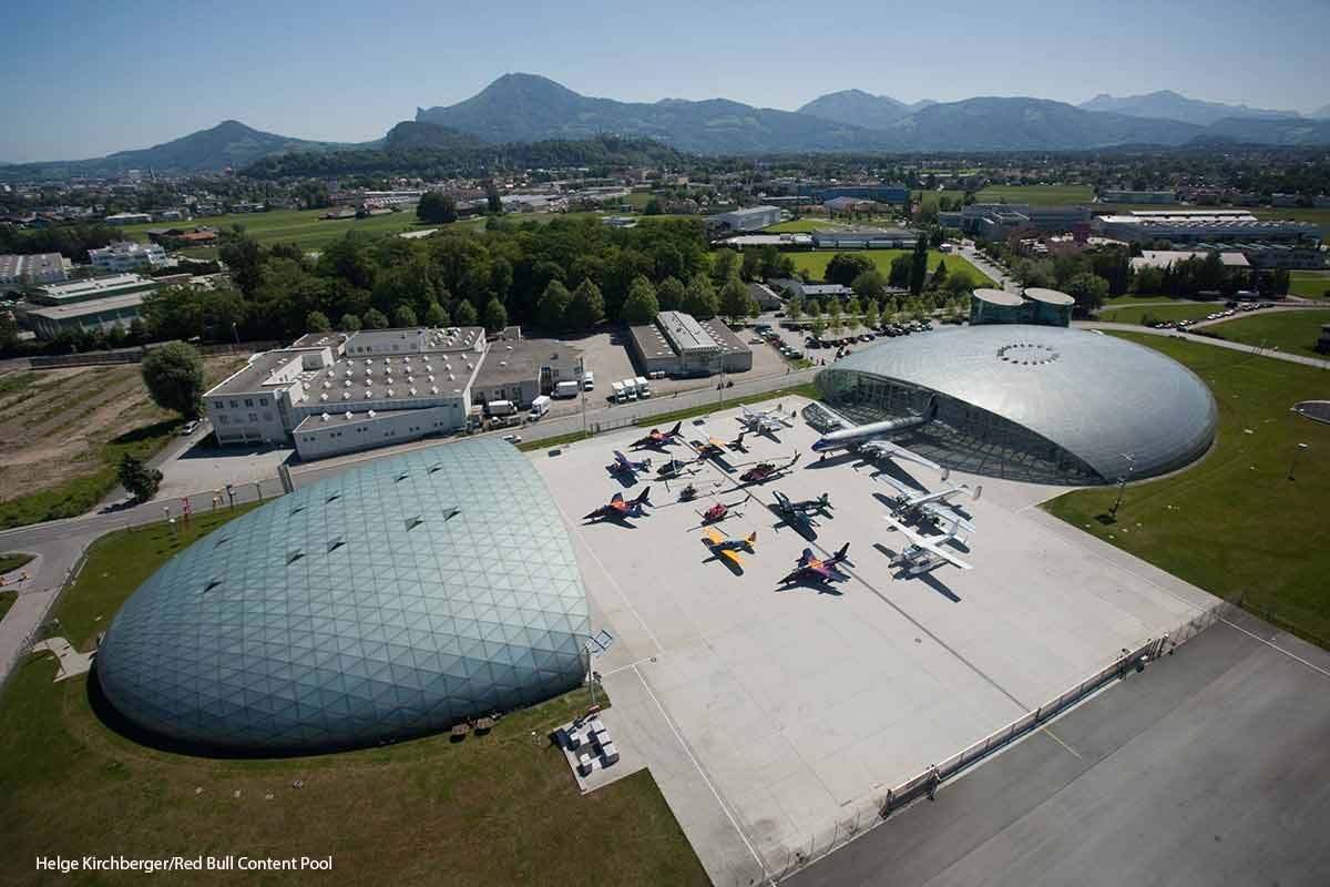 Hangar-7 & Hangar-8